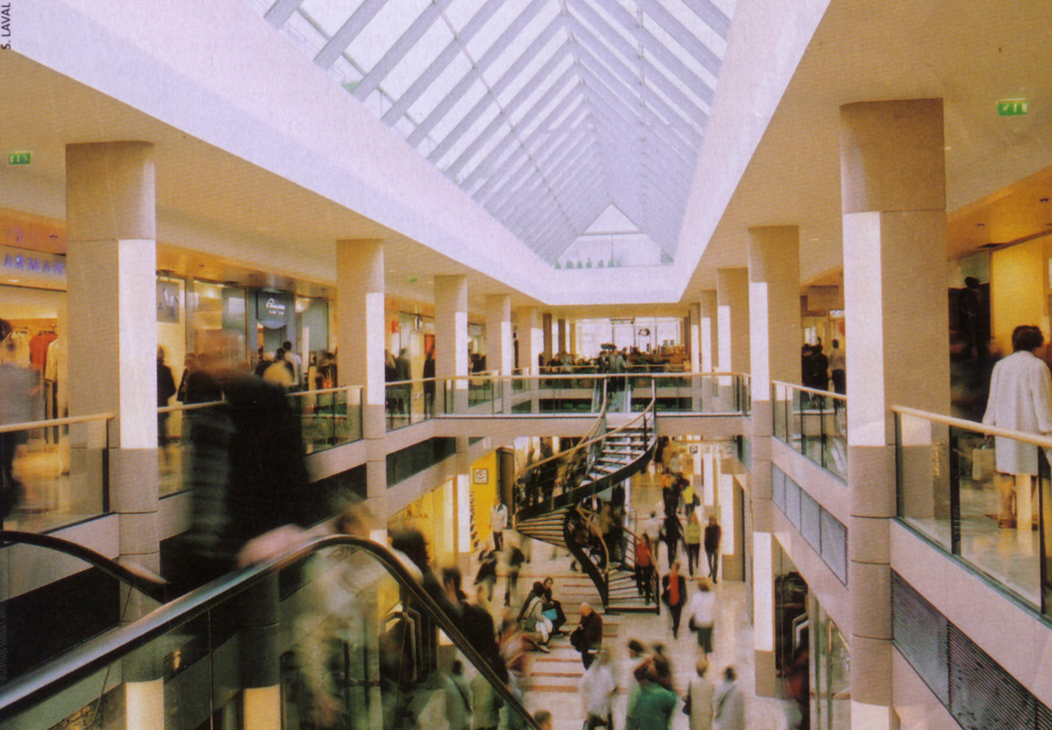 Visuels for Centre commercial poitiers